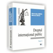 DREPT INTERNATIONAL PUBLIC - Vol. I