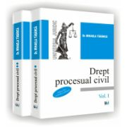 DREPT PROCESUAL CIVIL Vol. I - II