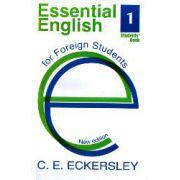 Essential English for foreign students -  4 vol