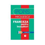 Franceza pentru incepatori & CD audio