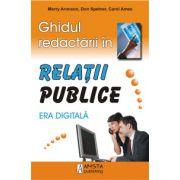 Ghidul redactării în Relaţii Publice