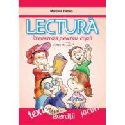 Lectura literatura pentru copii clasa a II-a