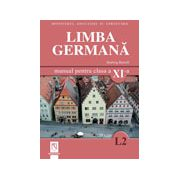 Limba germana (L2). Manual pentru clasa a XI-a