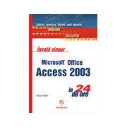 Invata singur Microsoft Office Access 2003 in 24 de ore