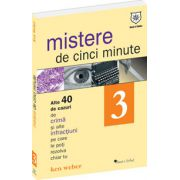 Mistere de cinci minute – Vol 3