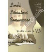 Limba. Literatura. Comunicare pentru clasa a VI-a