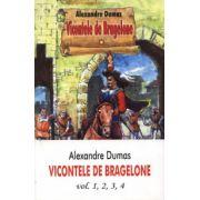 VICONTELE DE BRAGELONE - 4 VOLUME