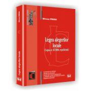 LEGEA ALEGERILOR LOCALE - Legea nr. 67/2004, republicata