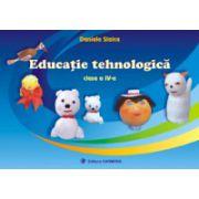Educatie tehnologica clasa a-IV-a