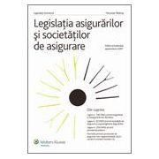 Legislatia asigurarilor si societatilor de asigurare