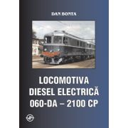 Locomotiva diesel electrica 060-DA-2100 CP