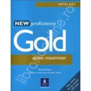 New Proficiency Gold. Caiet de exercitii L1 clasa a XII-a