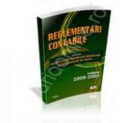 Reglementari contabile aplicabile I.F.N. 2008-2009