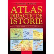 Atlas Istoric Didactic - Editie epuizata