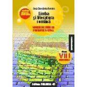 LIMBA SI LITERATURA ROMANA. MODELE DE SUBIECTE PENTRU TEZA UNICA. CLASA A VIII-A. SEMESTRUL I