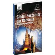 Ghidul pesterilor din Romania in romana si engleza