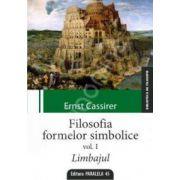 Filosofia formelor simbolice. Limbajul Vol.I