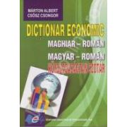 Dictionar economic maghiar-roman, magyar-roman