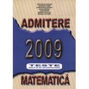 Admitere Ase 2009. Matematica teste grila si de autoevaluare