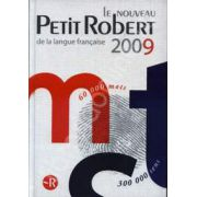 Le Nouveau Petit Robert 2009. De La Langue Francaise 2009 Grand Format - French Edition 60.000 monts ( 300.000 sens )
