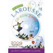 Le Petit Larousse 2009. Coffret - dictionnaire + cd-rom 2009