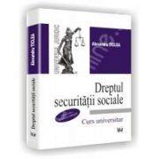 Dreptul securitatii sociale. Editia a III-a