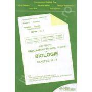 Ghid pentru bacalaureat de nota 10 (zece) la BIOLOGIE clasele IX - X