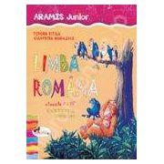 Limba romana. Exercitii si jocuri pentru clasele I-IV