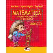 Matematica. Culegere de exercitii si probleme pentru clasele I-IV - Maior