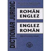 Dictionar juridic Roman-Englez Englez-Roman. Editia a V-a revazuta si adaugita