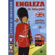 ENGLEZA in imagini pentru cei mici