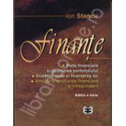 Finante Ed. III- Piete financiare si gestiunea portofoliulu