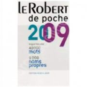 Le Robert De Poche 2009