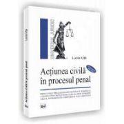 Actiunea civila in procesul penal.