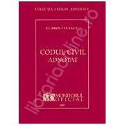 Codul civil adnotat