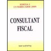 Consultant fiscal. Editia I