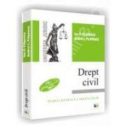 Drept civil. Teoria generala a obligatiilor. 2007. Editie revazuta si completata