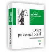 Drept procesual penal. 2008