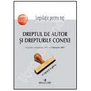 Dreptul de autor si drepturile conexe