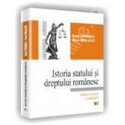 Istoria statului si dreptului romanesc. Editie revazuta si adaugita
