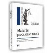 Masurile procesuale penale. Aspecte teoretice si jurisprudenta in materie