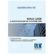 Noua Lege a asociatiilor de proprietari. Editia ianuarie 2008