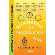 Olimpiadele de Matematica clasele IV-VI 2008. Matematica pentru concursuri