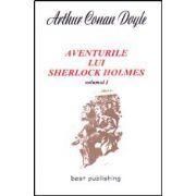 Aventurile lui SHERLOCK HOLMES. vol. II