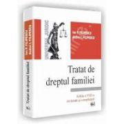 Tratat de dreptul familiei. Editia a VIII-a revazuta si completata