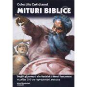 Colectia Mituri Biblice. Locuri si povesti din Vechiul si Noul Testament in peste 300 de reprezentari artistice in 5 volume