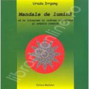 MANDALE DE LUMINA. Manual de lucru pentru invatarea unei noi metode de creare a mandalelor