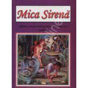 Mica sirena - planse cu povesti pentru dezvoltarea vorbirii
