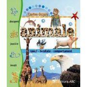 Cartea despre animale. Specii, habitate, comportament