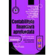 Contabilitate financiara aprofundata